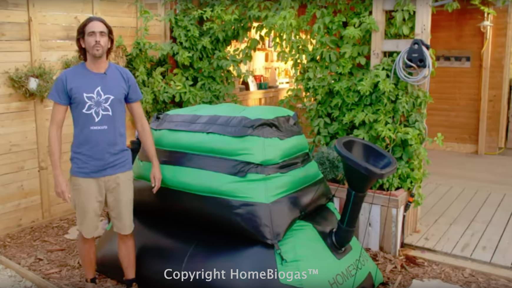 HomeBiogas™ - Turn Your Waste Into Clean Energy - Anaerobic