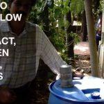 Image: Simple DIY biogas digester thumbnail image.